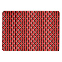 Hexagon Based Geometric Samsung Galaxy Tab 10 1  P7500 Flip Case