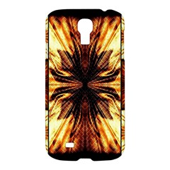 Background Pattern Samsung Galaxy S4 I9500/i9505 Hardshell Case by Nexatart