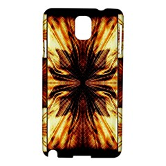 Background Pattern Samsung Galaxy Note 3 N9005 Hardshell Case by Nexatart