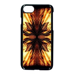 Background Pattern Apple Iphone 7 Seamless Case (black) by Nexatart