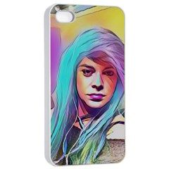 Kelly Pop Apple Iphone 4/4s Seamless Case (white) by MRTACPANS