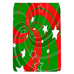 Background Abstract Christmas Flap Covers (s)  by Nexatart