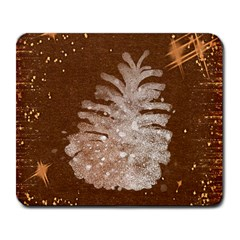 Background Christmas Tree Christmas Large Mousepads by Nexatart