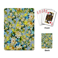 Background Backdrop Patterns Playing Card by Nexatart