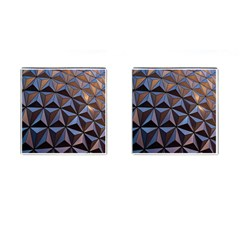 Background Geometric Shapes Cufflinks (square) by Nexatart