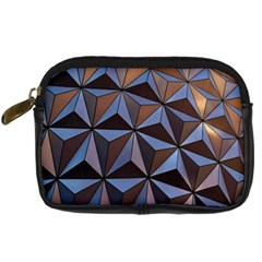 Background Geometric Shapes Digital Camera Cases