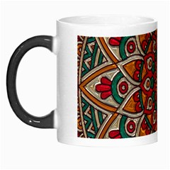 Background Metallizer Pattern Art Morph Mugs