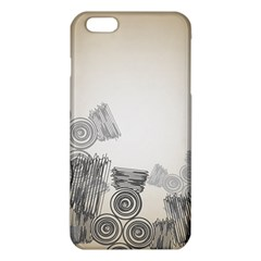 Background Retro Abstract Pattern Iphone 6 Plus/6s Plus Tpu Case