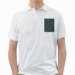 Background Vert Golf Shirts