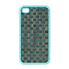 Background Vert Apple Iphone 4 Case (color)