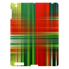 Background Texture Structure Green Apple Ipad 3/4 Hardshell Case by Nexatart