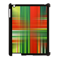Background Texture Structure Green Apple Ipad 3/4 Case (black) by Nexatart