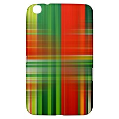 Background Texture Structure Green Samsung Galaxy Tab 3 (8 ) T3100 Hardshell Case  by Nexatart