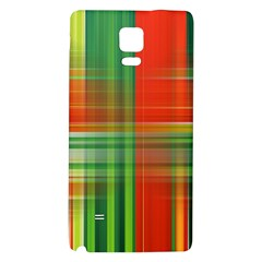 Background Texture Structure Green Galaxy Note 4 Back Case by Nexatart