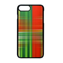 Background Texture Structure Green Apple Iphone 7 Plus Seamless Case (black) by Nexatart