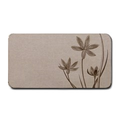 Background Vintage Drawing Sepia Medium Bar Mats