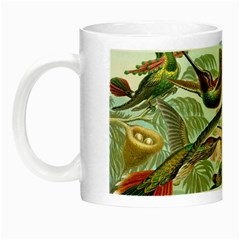 Beautiful Bird Night Luminous Mugs by Nexatart