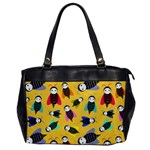 Bees Animal Pattern Office Handbags Front