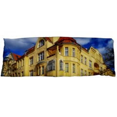 Berlin Friednau Germany Building Body Pillow Case (dakimakura) by Nexatart