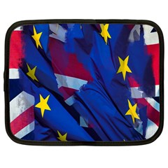 Brexit Referendum Uk Netbook Case (large) by Nexatart