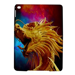 Broncefigur Golden Dragon Ipad Air 2 Hardshell Cases by Nexatart