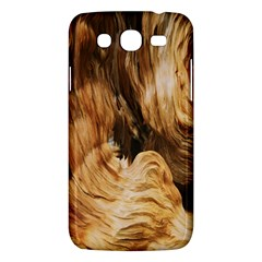 Brown Beige Abstract Painting Samsung Galaxy Mega 5 8 I9152 Hardshell Case