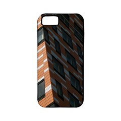 Building Architecture Skyscraper Apple Iphone 5 Classic Hardshell Case (pc+silicone)