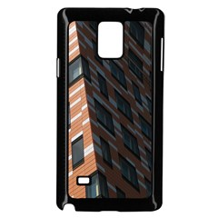 Building Architecture Skyscraper Samsung Galaxy Note 4 Case (black) by Nexatart