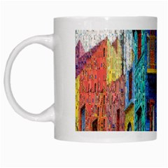 Buenos Aires Travel White Mugs