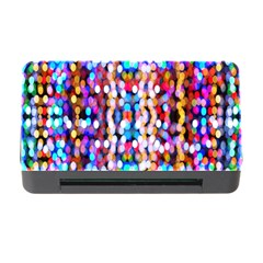 Bokeh Abstract Background Blur Memory Card Reader With Cf