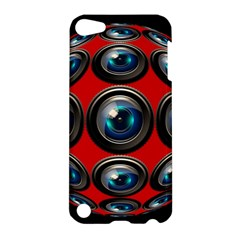 Camera Monitoring Security Apple Ipod Touch 5 Hardshell Case by Nexatart