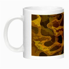 Camo Night Luminous Mugs