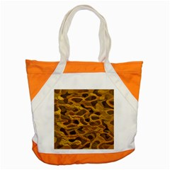 Camo Accent Tote Bag
