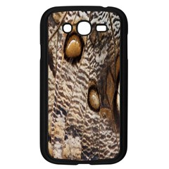 Butterfly Wing Detail Samsung Galaxy Grand Duos I9082 Case (black) by Nexatart