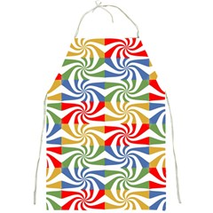 Candy Pattern  Full Print Aprons by Nexatart