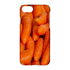 Carrots Vegetables Market Apple Iphone 7 Hardshell Case by Nexatart