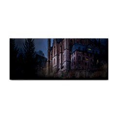 Castle Mystical Mood Moonlight Cosmetic Storage Cases by Nexatart