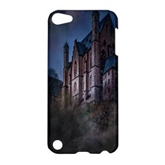 Castle Mystical Mood Moonlight Apple Ipod Touch 5 Hardshell Case by Nexatart