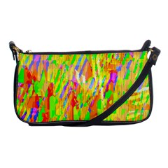 Cheerful Phantasmagoric Pattern Shoulder Clutch Bags by Nexatart