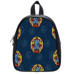 China Wind Dragon School Bags (small)  by Nexatart