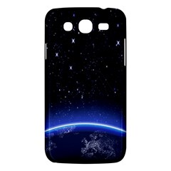 Christmas Xmas Night Pattern Samsung Galaxy Mega 5 8 I9152 Hardshell Case  by Nexatart