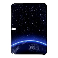 Christmas Xmas Night Pattern Samsung Galaxy Tab Pro 12 2 Hardshell Case by Nexatart