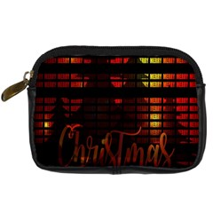 Christmas Advent Gloss Sparkle Digital Camera Cases