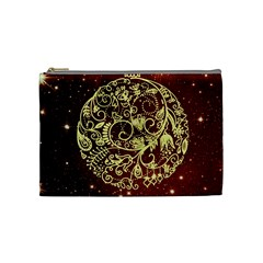 Christmas Bauble Cosmetic Bag (medium)