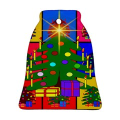 Christmas Ornaments Advent Ball Bell Ornament (two Sides) by Nexatart