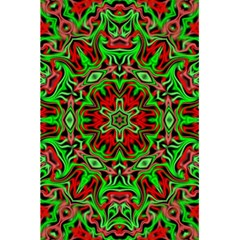 Christmas Kaleidoscope Pattern 5 5  X 8 5  Notebooks by Nexatart