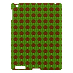 Christmas Paper Wrapping Patterns Apple Ipad 3/4 Hardshell Case by Nexatart