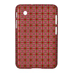 Christmas Paper Wrapping Pattern Samsung Galaxy Tab 2 (7 ) P3100 Hardshell Case  by Nexatart