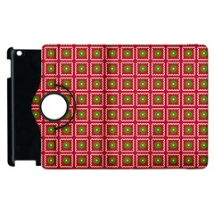 Christmas Paper Wrapping Apple Ipad 3/4 Flip 360 Case by Nexatart