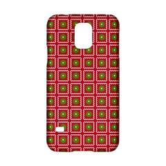 Christmas Paper Wrapping Samsung Galaxy S5 Hardshell Case  by Nexatart